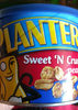 Planters Sweet 'n Crunchy peanuts - Product