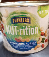 Planters NUT-rition Wholesome Nut Mix - Product