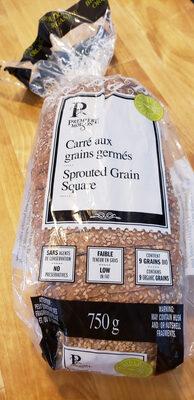 Carrés aux grains germés - Product