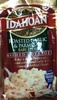 Idahoan roasted garlic and parmesan mashed potatoes - Product