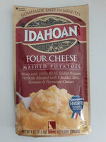 Four Cheese Mashed Potatoes - Product - en