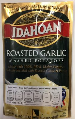 ROASTED GARLIC MASHED POTATOES - Producto - es