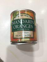 Mandarin Oranges In Light Syrup - Product - en