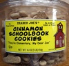 Cinnamon Schoolbook Cookies - Product