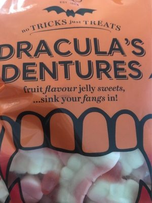Dracula's Dentures - Product - fr