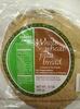 Whole wheat pita bread - Product