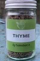 Thyme - Produit - en