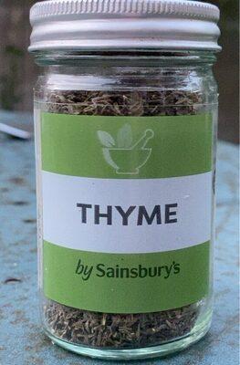Thyme - Produit