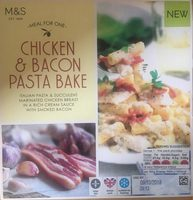 Chicken and Bacon pasta bake - Product