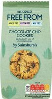 Deliciously Free From Chocolate Chip Cookies - Product - en