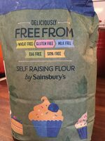 Sainsbury free from s r flour - Product
