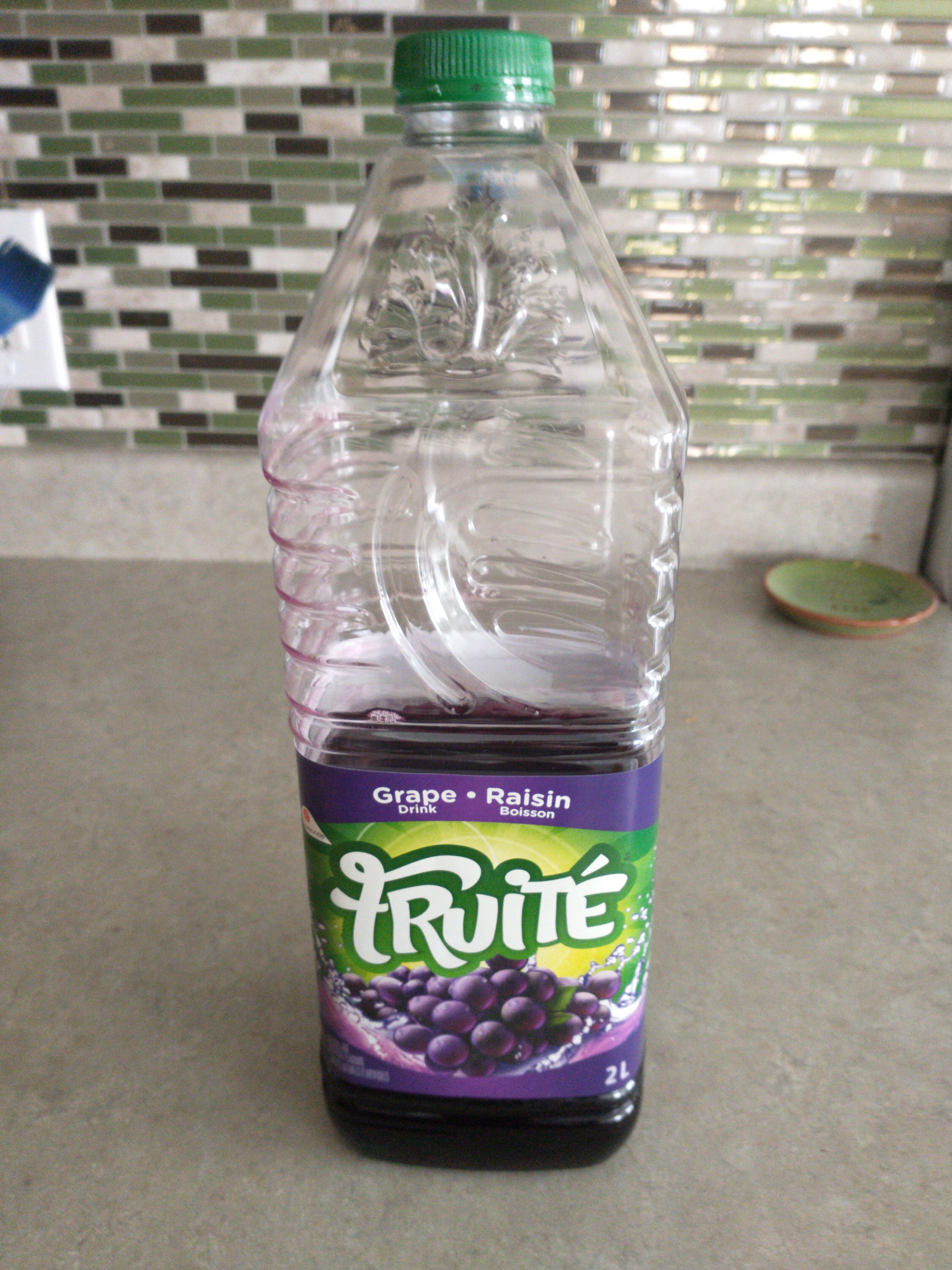 Grape juice - Product - en