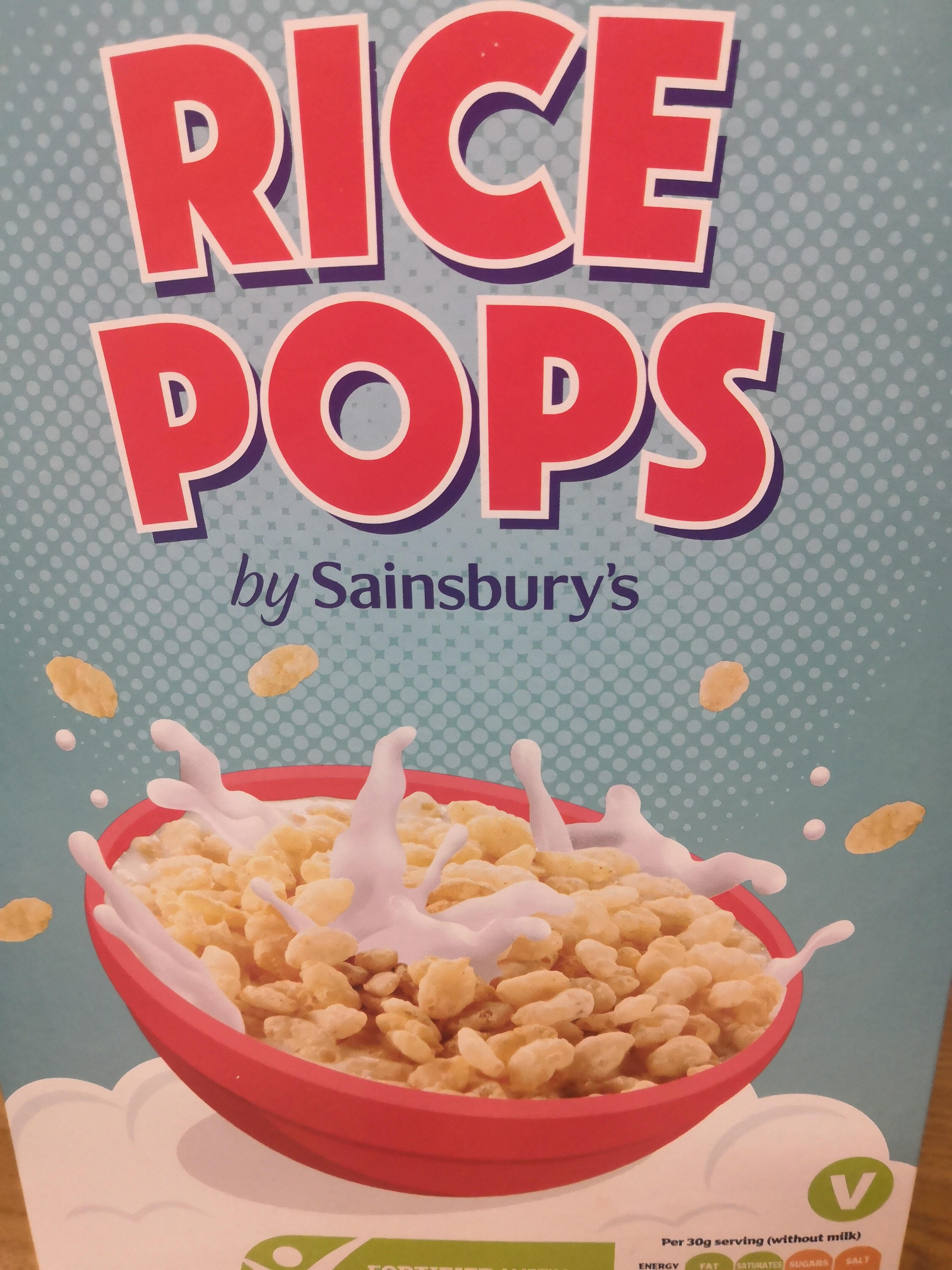Rice Pops - Product - en
