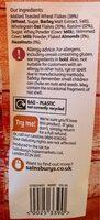 Swiss Style Muesli - Informations nutritionnelles