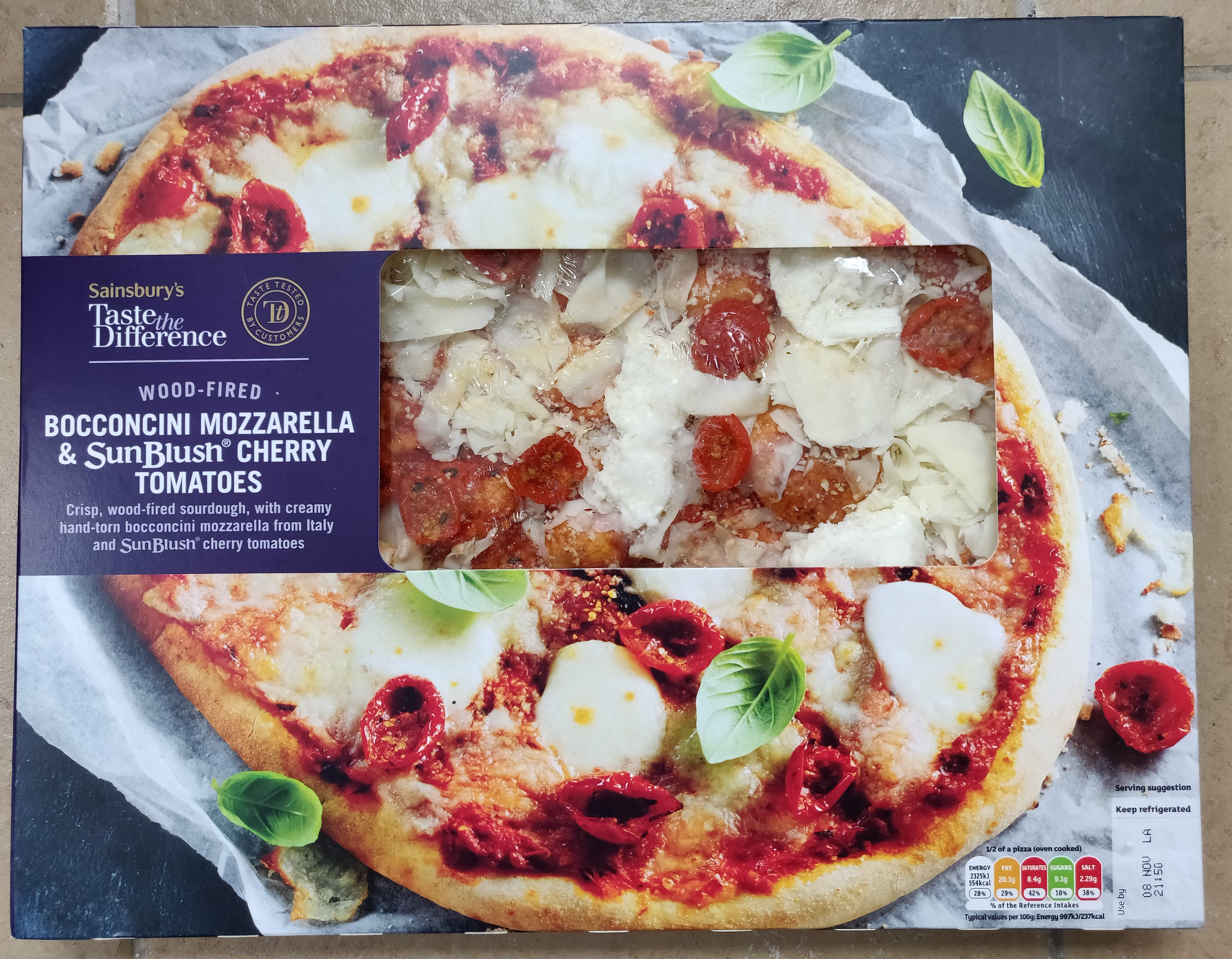 Bocconcini mozzarella & Sunblush cherry tomatoes - Product - en