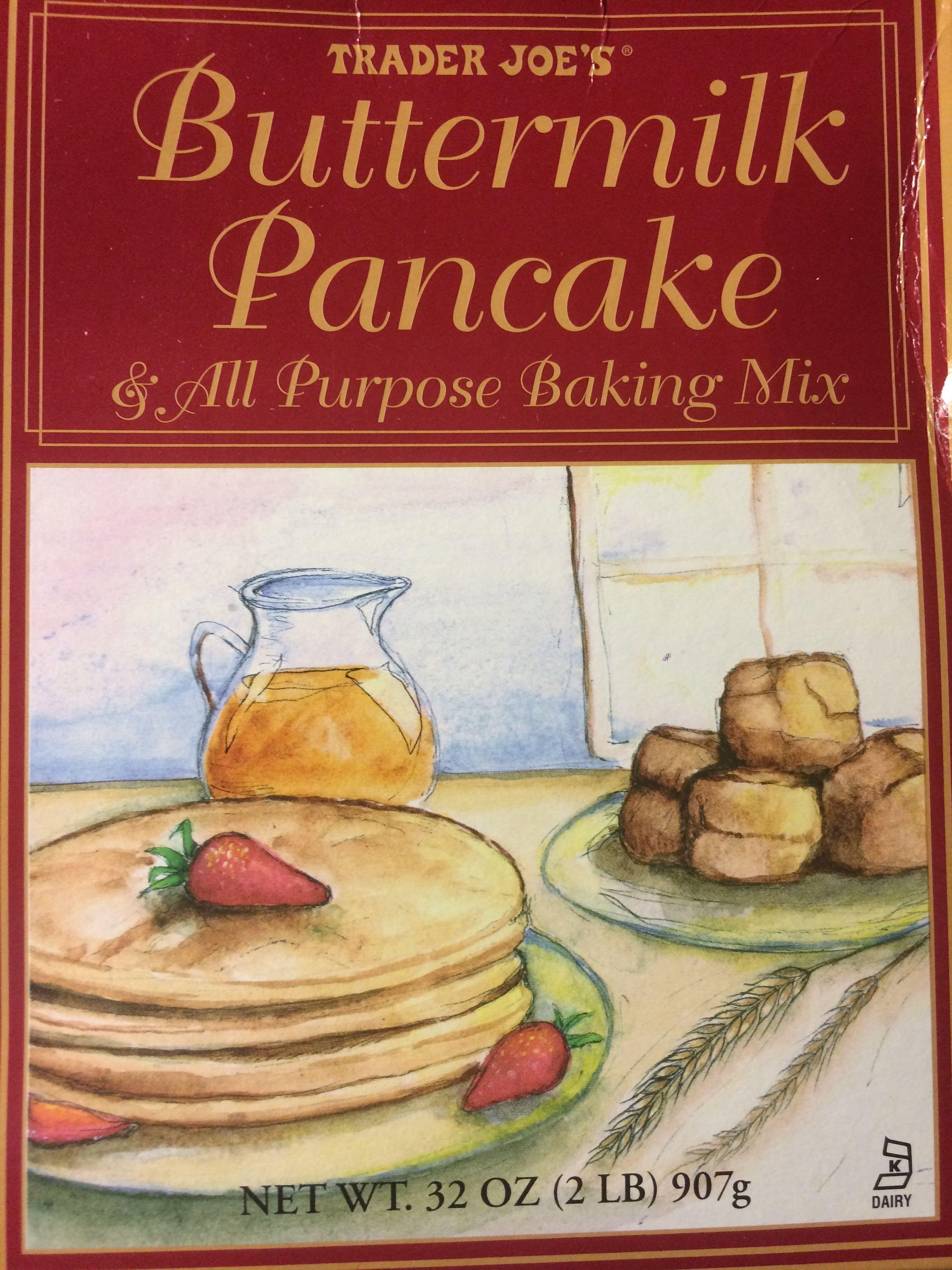 Buttermilk Pancake - Product