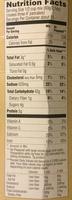 Buttermilk Pancake - Nutrition facts