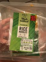 Rice noodles - Product