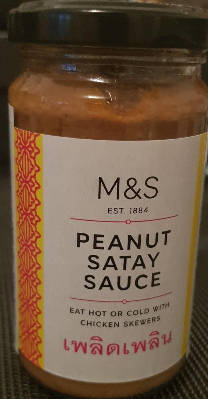 Peanut satay sauce - Product