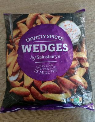 Lightly Spiced Wedges - Produit - en