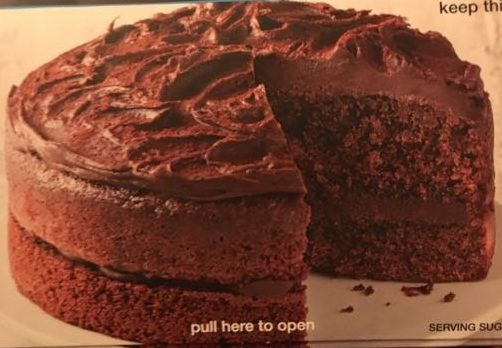 Chocolate Fudge Cake Marks Spencer