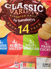 Classic variety crisps - Product