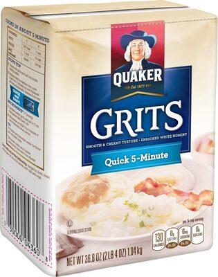 Quick minute grits - Produit - en