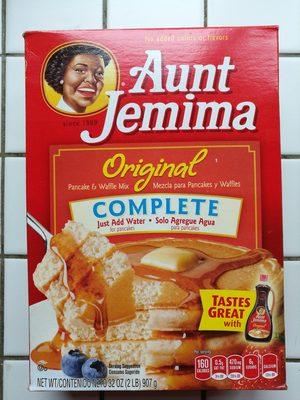 Pancake & Waffle Mix - Product