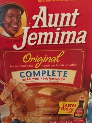 Original Pancake & Waffle Mix - Produit
