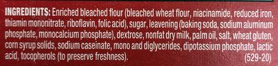 Original Pancake & Waffle Mix - Ingrédients