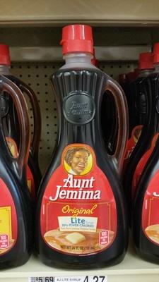 Original lite syrup, original - Product - en