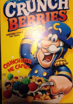 Crunch Berries - Produit - fr