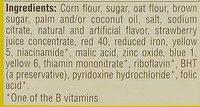 Crunch Berries - Ingredients - en