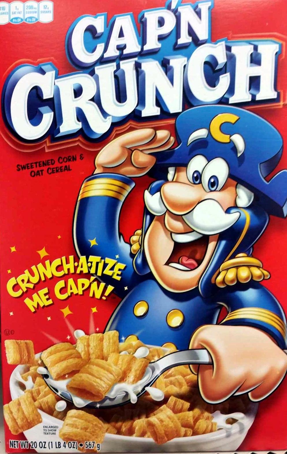 Cap'n Crunch - Product