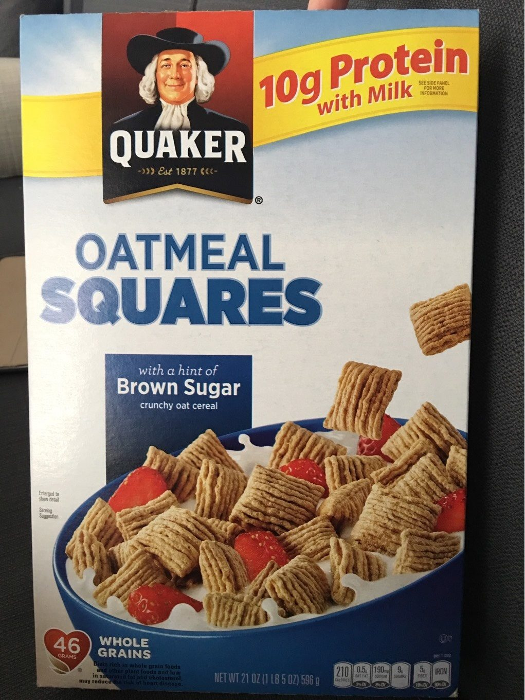 Oatmeal Squares - Product