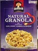 Quaker Simply Granola Oats/Honey/Raisins/Almond 28 Ounce Paper Box - Produit