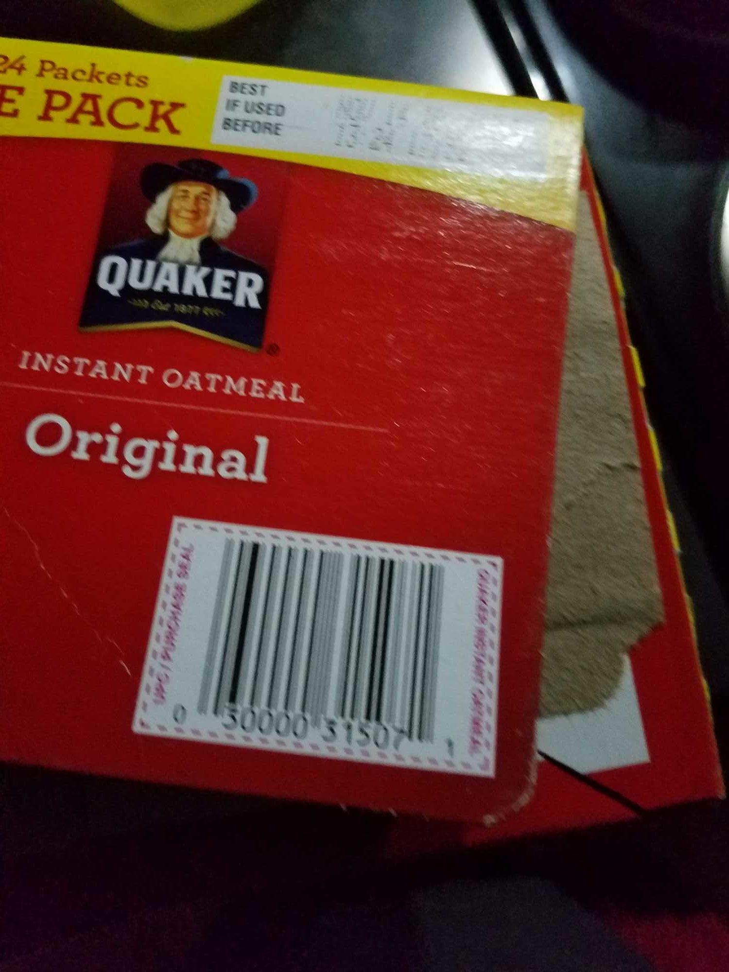 Quaker - Product