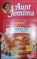Original complete pancake & waffle mix, original - Product - en