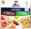 Instant Oatmeal Flavor Variety - Produit