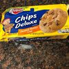 Keebler, chips deluxe cookies, peanuts butter cups, peanut - Product