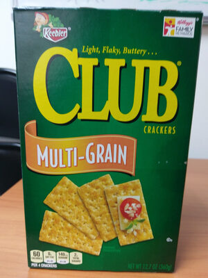 Club Crackers - Product