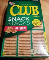 Snack stacks crackers - Produit - fr