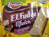 Keebler, e.l.fudge, elfwich butter sandwich cookies, original - Product