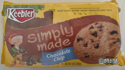 Keebler, simply made, cookies - Product - en