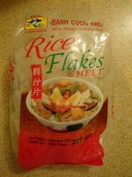 Rice flakes sheet - Product - en