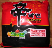 Shin Ramyun - Product - en