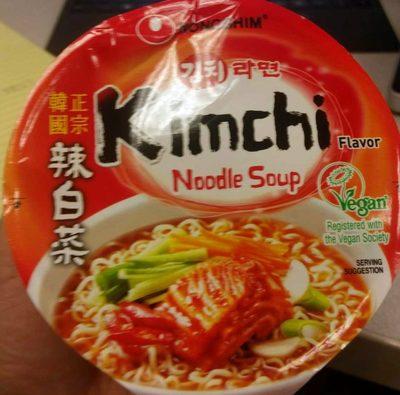 Kimchi Noodle Soup - Product