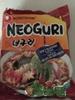 Udon type noodles - Produit