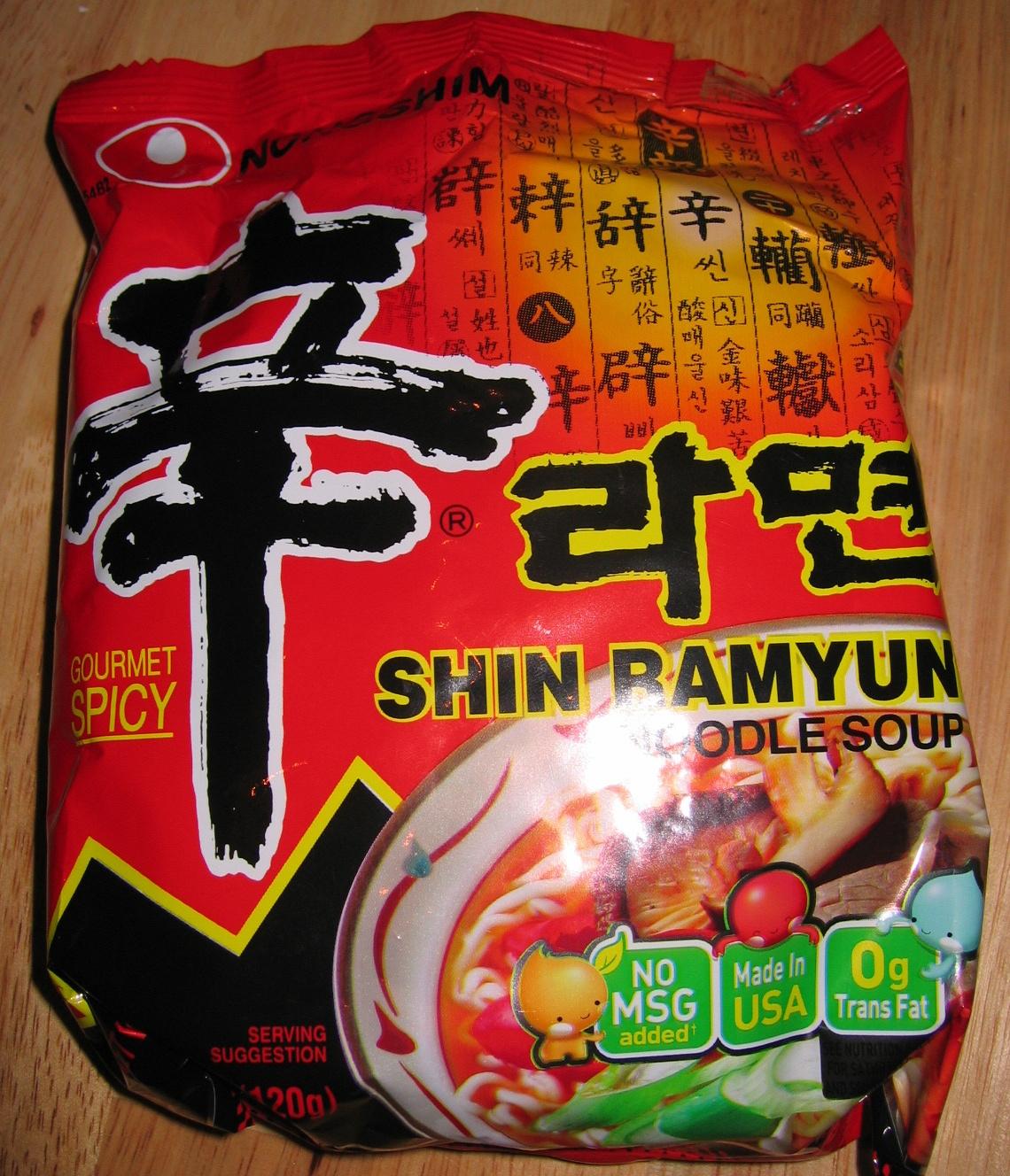 Shin Ramyun - Product