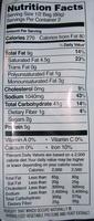 Noodle soup - Voedingswaarden - en